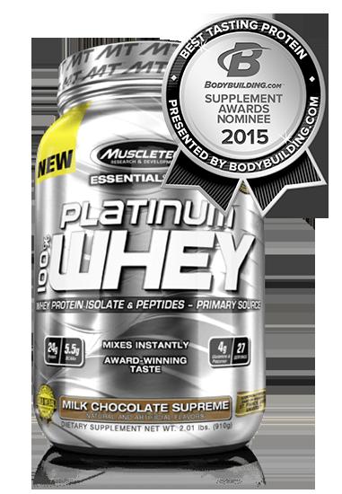 100 platinum whey protein