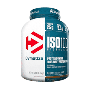 iso100 hydrolyzed dymatize