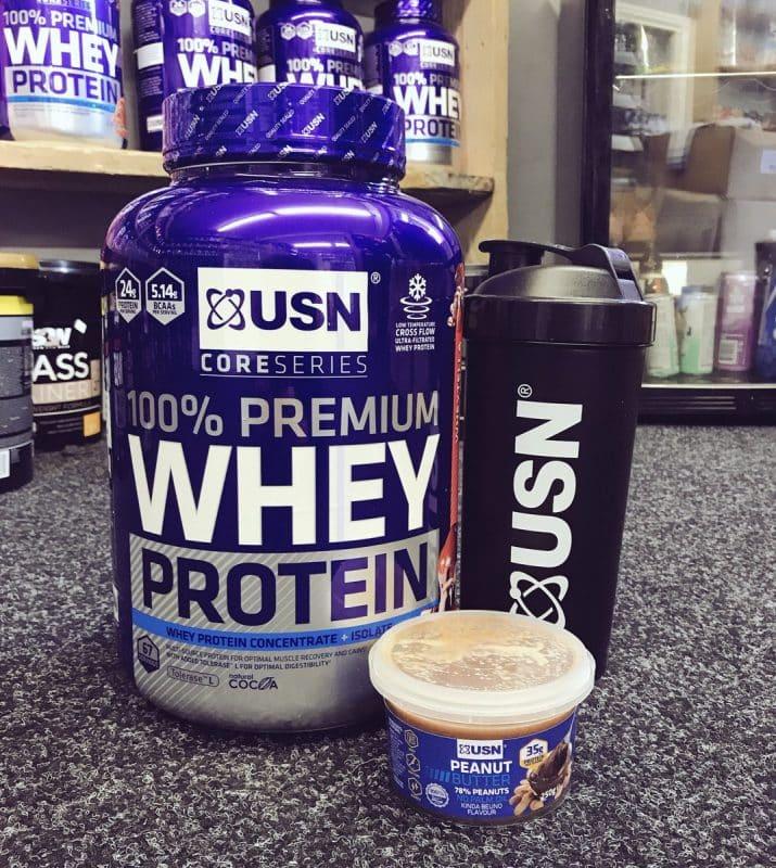 por que utilizar 100% premium whey protein de usn