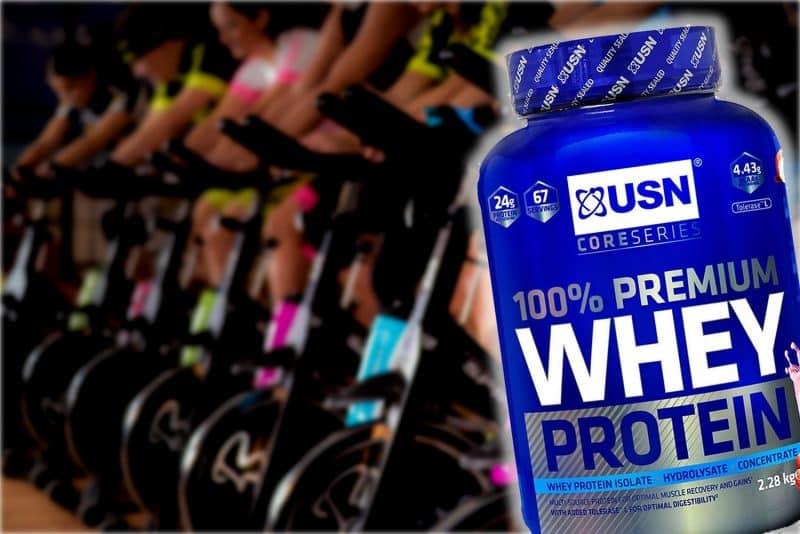 ventajas de consumir 100% premium whey protein de usn