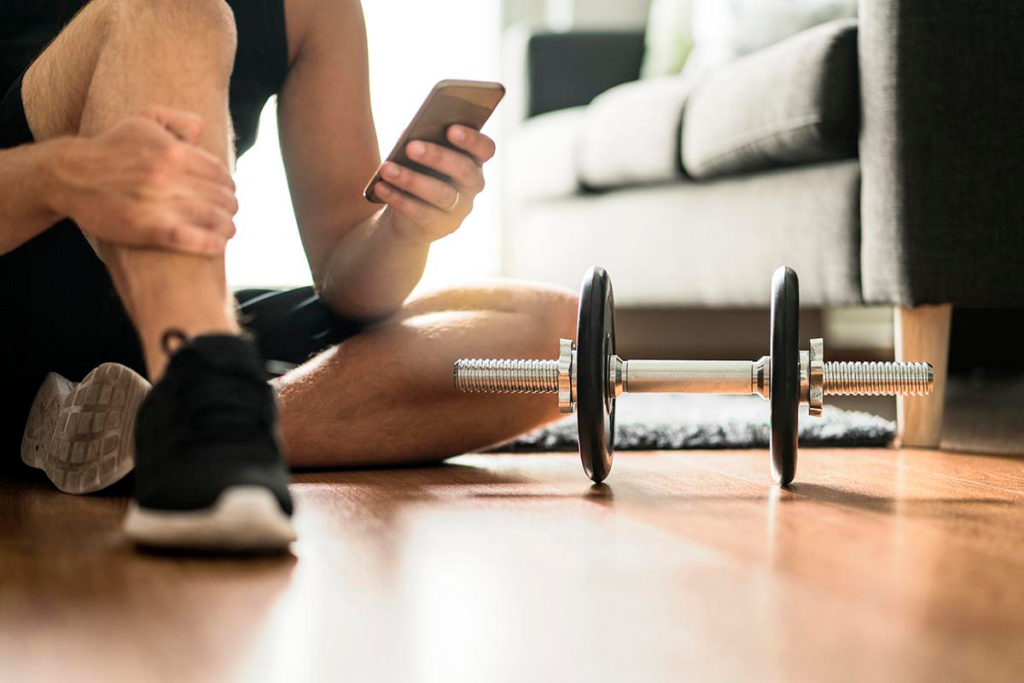 mejores aplicaciones para hacer ejercicio en casa en chile
